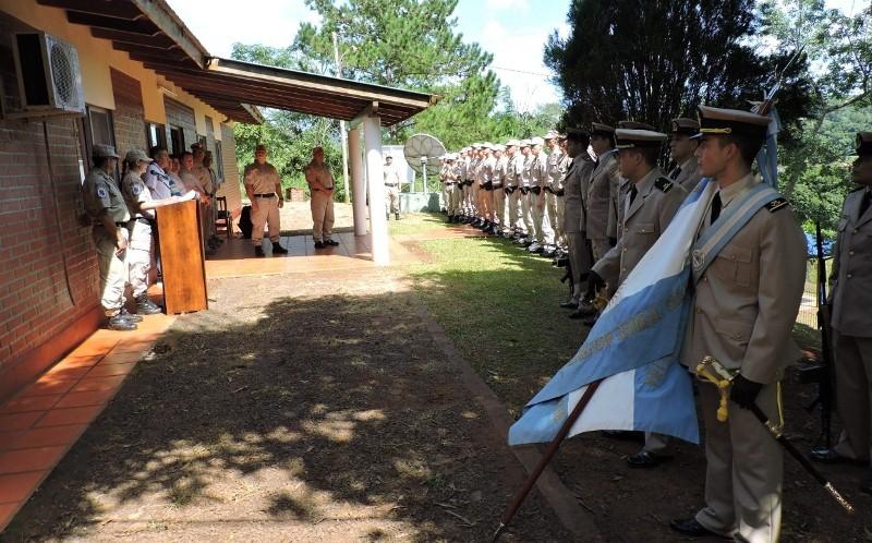 Inauguraron la dependencia de Prefectura en PuertoLeoni