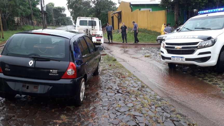 La Policía atrapó a una banda que perpetró un raiddelictivo