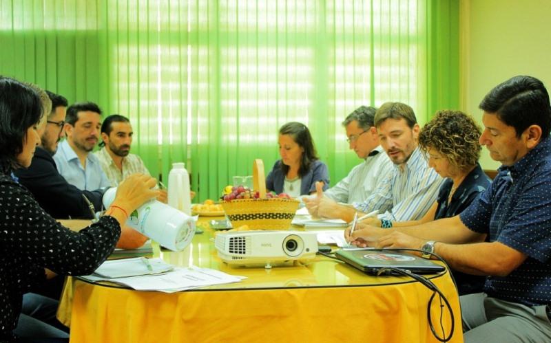 """Presentaron un Plan de Desarrollo Rural """"para mejorar la calidad de vida de losproductores"""""""