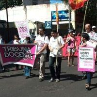 """El sector disidente de UDPM anticipó la """"No vuelta a las aulas"""""""