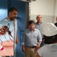 """""""Sólo hay 6 casos de dengue en Oberá"""", dijo el ministro de Salud: """"estamos conformes con el trabajo que se viene haciendo"""""""