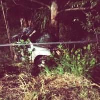 Automovilista falleció tras despistar en Ruta Costera 2