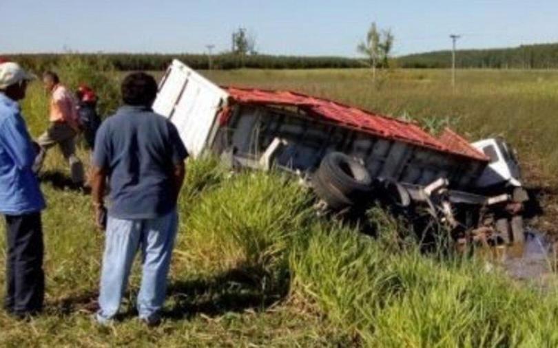 Camionero misionero murió despistar enGoya