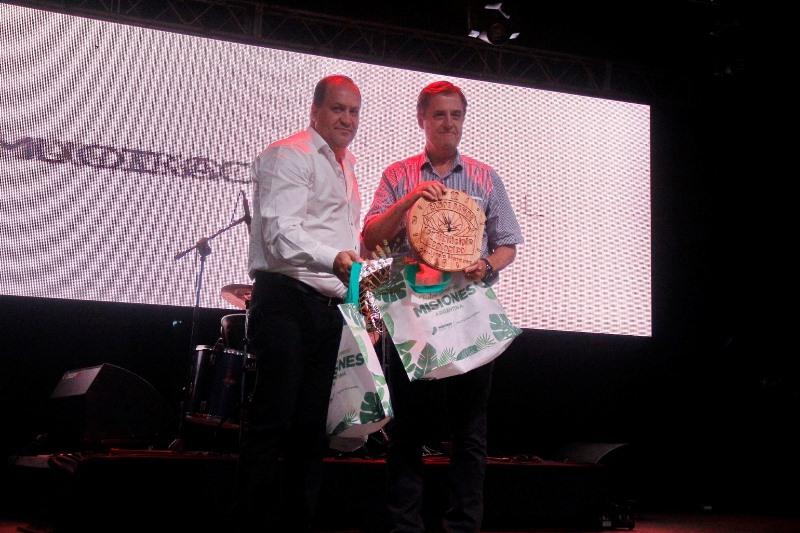 Se realizó la XX Fiesta Provincial de la Ecología con buen marco depúblico