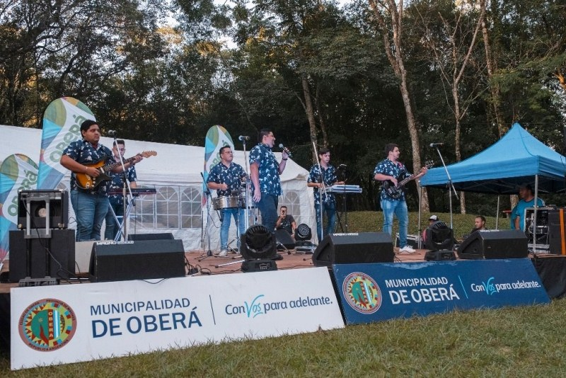 La Fiesta del Verano 2020 se vivió a pleno en elBerrondo