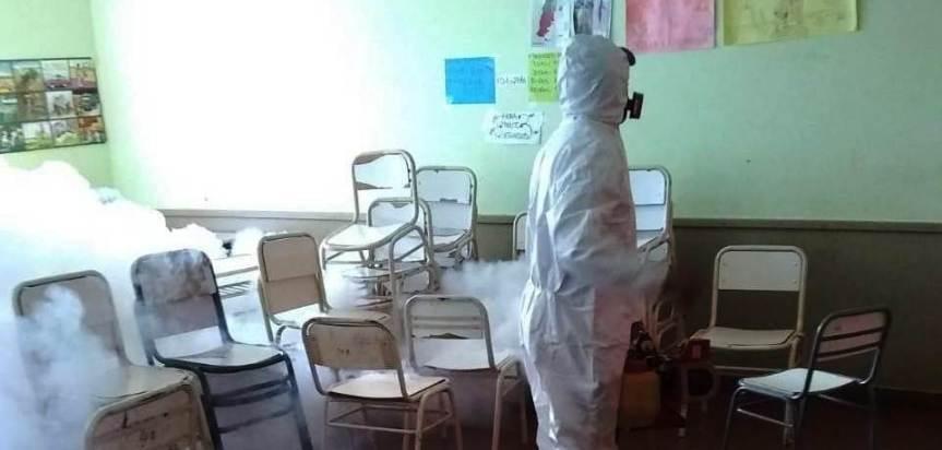"""Regreso a clases: """"exigimos un básico de $12800, un protocolo de bioseguridad y elementos dehigiene"""""""