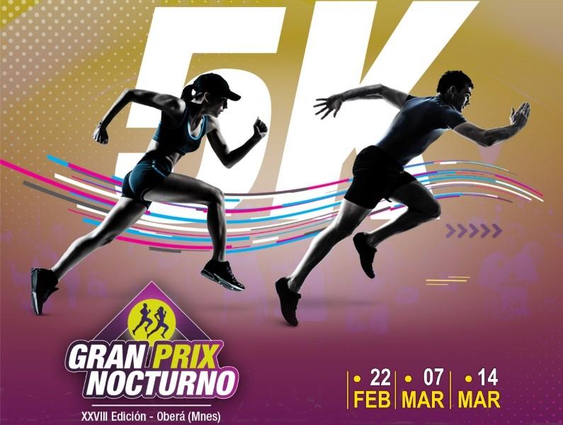Este sábado comienza la XXVIII edición del Gran PrixNocturno
