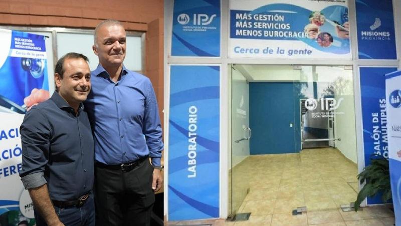El gobierno Renovador vacía el IPS en medio de la crisissanitaria