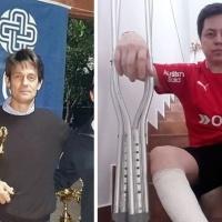 Afiliado que necesita una prótesis para caminar denuncia que el juez favoreció a OSDE y lo perjudicó