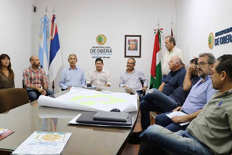 """Dengue: """"hemos venido a traer transparencia y tranquilidad a los obereños"""", dijoAlarcón"""