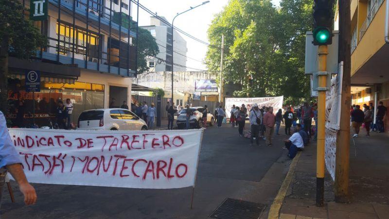 """Tareferos frente al INYM: """"no queremos ser representados por Martín Sereno ni otrospolíticos"""""""
