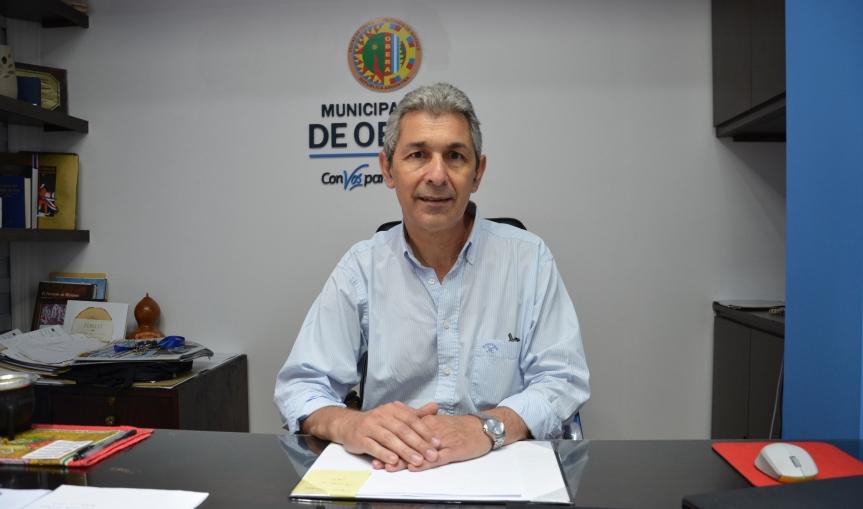 Carlos Fernández donará su sueldo a la lucha contra elCoronavirus