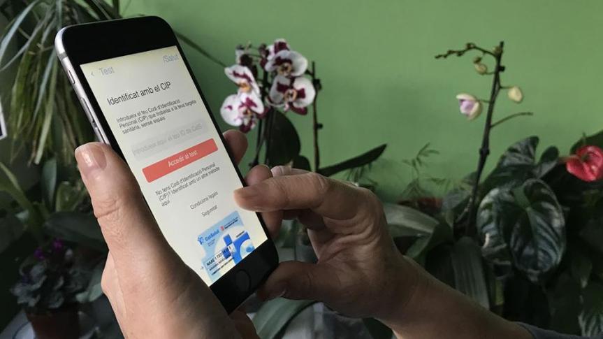 Lanzaron una app oficial para hacerse un autotest deCoronavirus