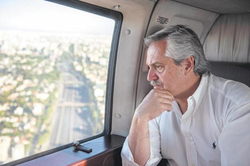 """Fernández: """"Tenemos previsto que el domingo próximo se acabe la cuarentena"""""""