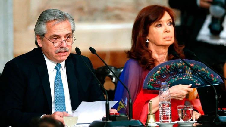 """Alberto llamó a """"construir un Estado de Derecho"""" sin vicios nihipocresía"""