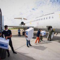 Misiones recibió dos respiradores y mil reactivos para Covid 19 de Nación