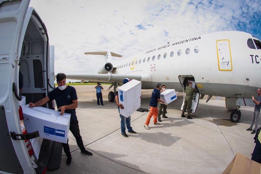 Nación envió 26 respiradores para Corrientes, Formosa yMisiones