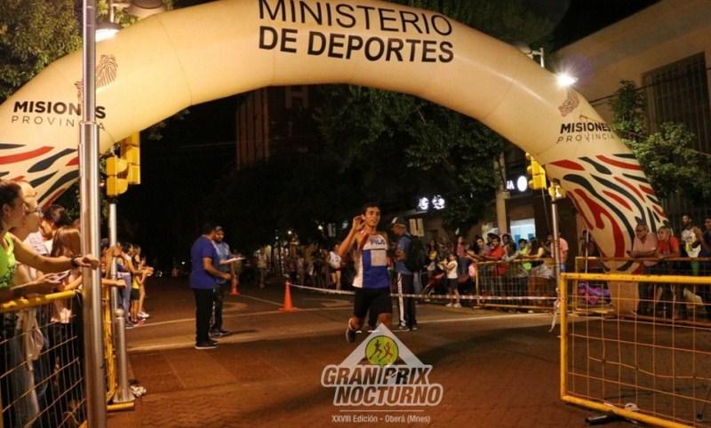Vier y Da Silva lideraron la 2da fecha del Gran PrixNocturno