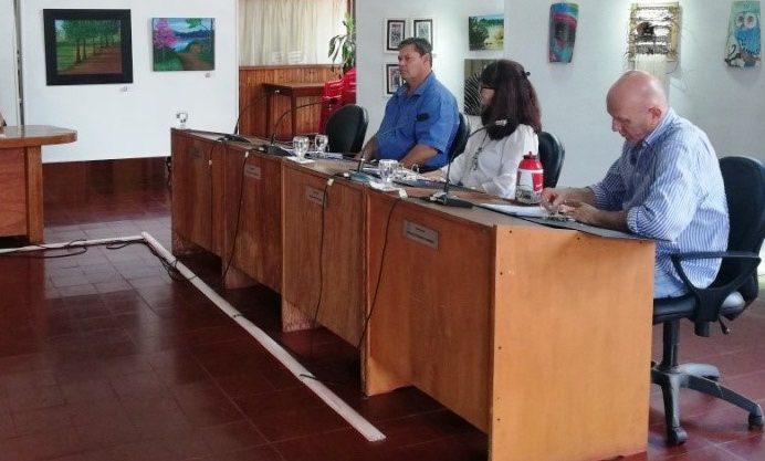 Loreiro y Frontini donarán sus sueldos para combatir el Dengue yCoronavirus