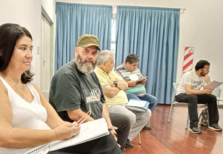 Docentes reclaman al gobierno que cumpla con la contra propuesta salarial comprometida el 17 demarzo