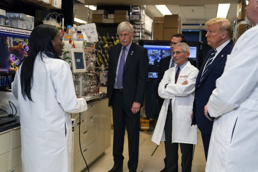 EE.UU probó una vacuna contra el coronavirus que produce anticuerpos suficientes para neutralizar laenfermedad
