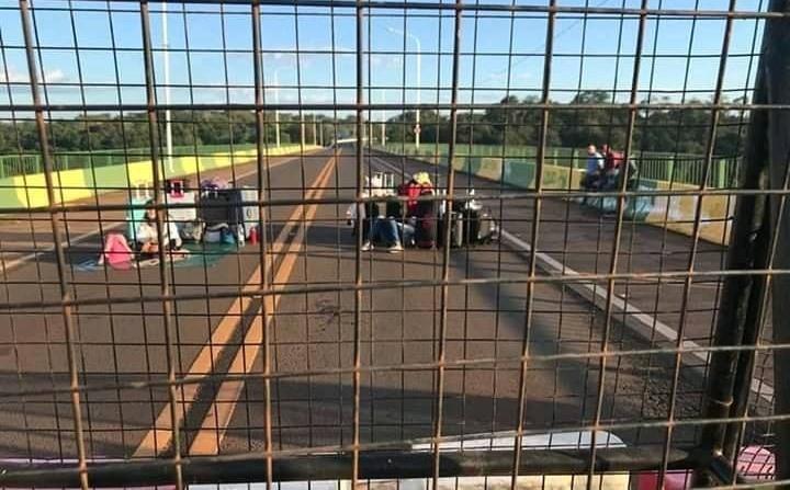 A las 00 hs se abren las fronteras otra vez, Herrera criticó a Brasil por no contener a los argentinos varados enFoz