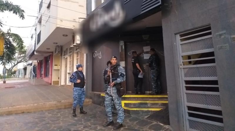 Boliche violó la cuarentena y hay doce personasdemoradas