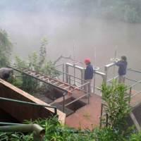 Se rompió la bomba del Bonito, piden a la población cuidar el agua