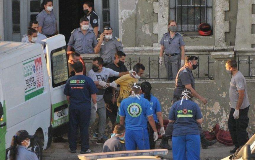 Confirmaron 2 casos más de coronavirus en el Penal de Corrientes y suman 80infectados