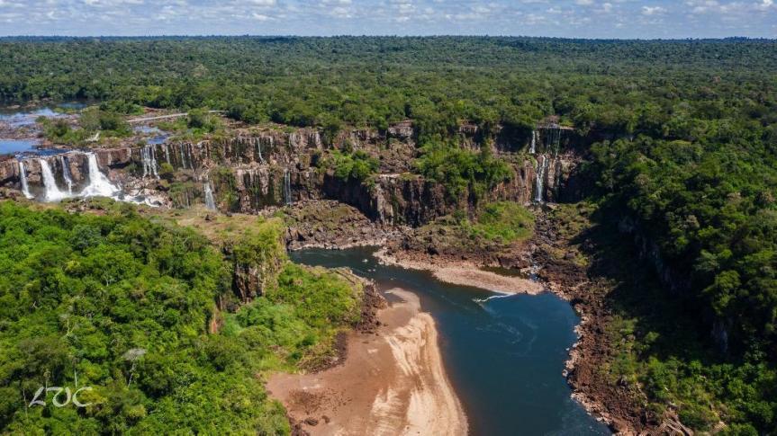 ¿Podrán los pobladores de Iguazú lavarse lasmanos?