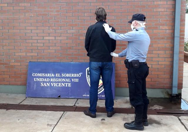 Encarcelaron a ex intendente por difundir un falso caso deCoronavirus