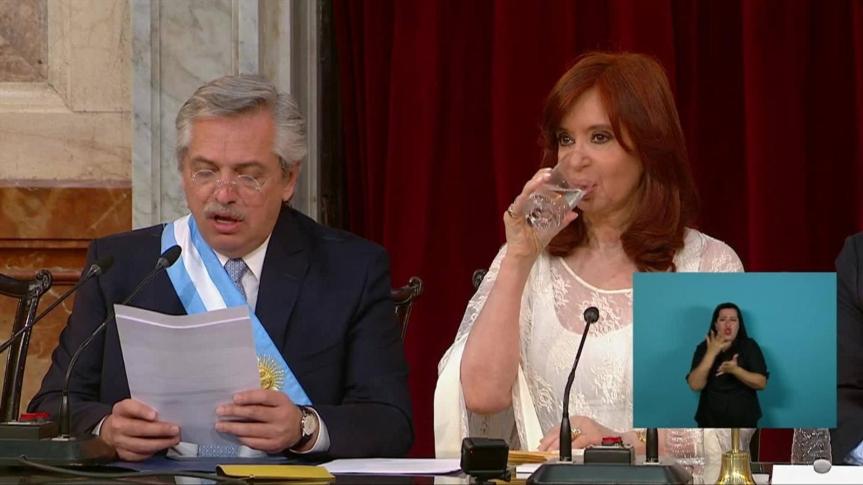 """Fernández criticó a Juntos por el Cambio: """"Sembrar dudas sobre la muerte de Gutiérrez es canallesco"""""""