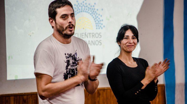 Fabio es precandidato a diputado nacional por el Frente deTodos