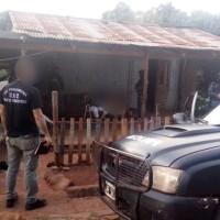 """Desbarataron """"kioscos"""" de cocaína y marihuana en Villa Cristen y El Progreso"""