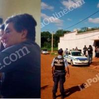 Lanziani fue encontrado en Oberá tras un allanamiento por difusión de noticias falsas y violación de cuarentena