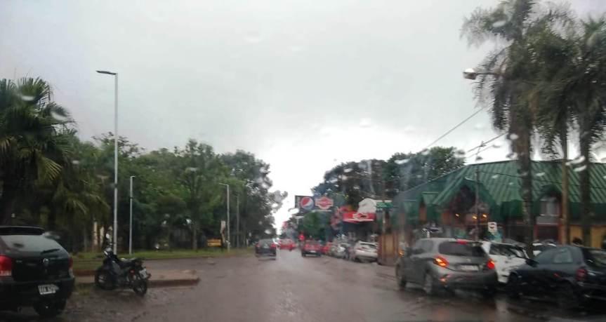 Se esperan lluvias y tormentas durante eldía