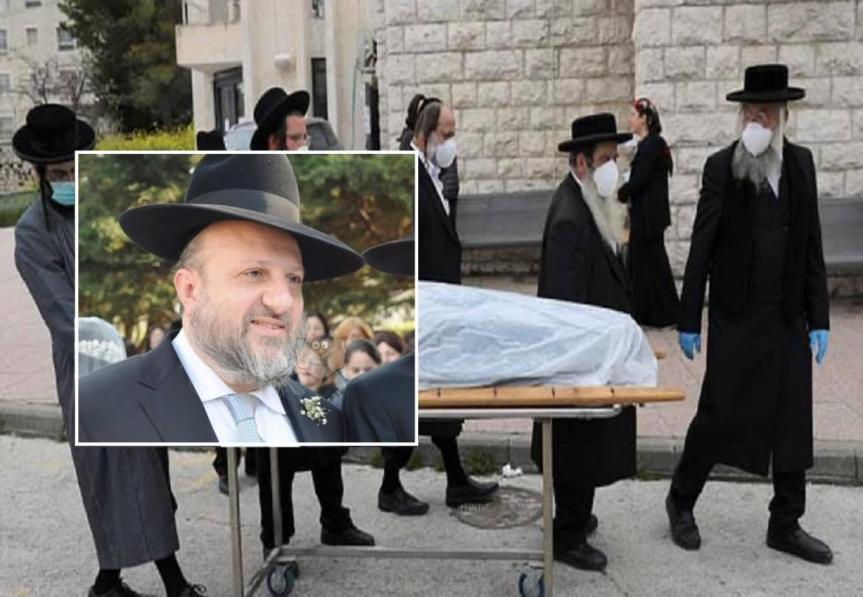 Un cónsul, un rabino y otras dos personas fallecieron hoy por Coronavirus y ya son 31 en elpaís