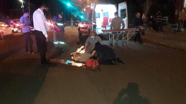 Camión quedó sin frenos y la hija del conductor fueatropellada