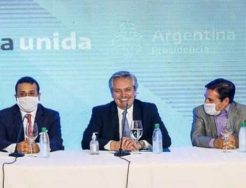 """Fernández: """"Vamos a ayudar a Misiones para que puedan sobrellevar lasituación"""""""