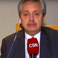 """Fernández aseguró que mientras haya pandemia """"seguirá existiendo el IFE"""""""