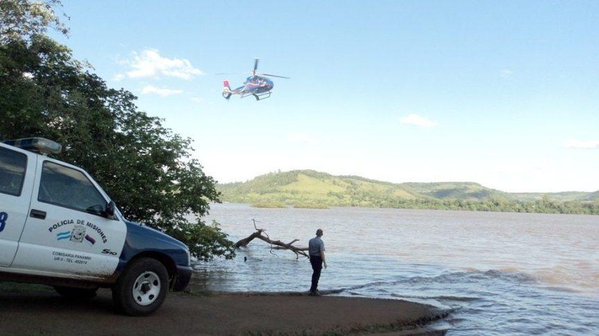 Amenazaron a un vecino y lo obligaron a saltar al río Uruguay dondemurió