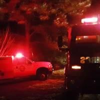 Una casa se incendió y hallaron un cuerpo incinerado