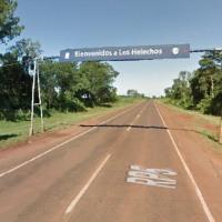 Detuvieron a un hombre acusado de agredir a su familia en Los Helechos