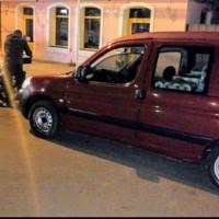 """Conducía en contramano y giró en """"U"""" en la avenida Libertad"""