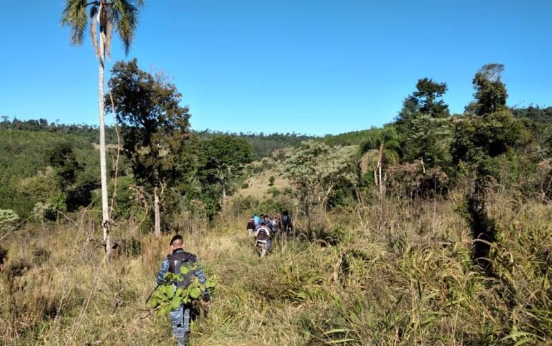 Continúan intensamente con la búsqueda de Tito Núñez que desapareció el 4 demayo