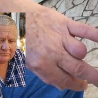 Tiene 64 años, está enfermo, perdió un dedo, lo humillan y le hacen trabajar durante la pandemia