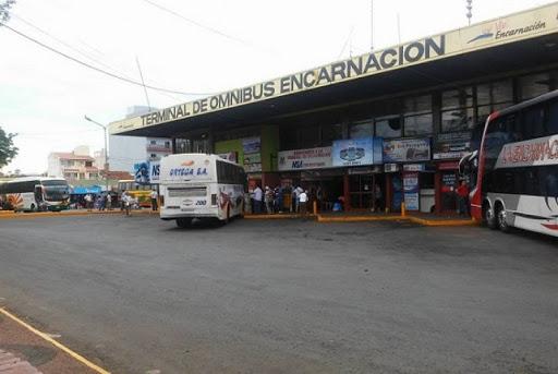 Vuelven a funcionar los colectivos de corta, media y larga distancia enParaguay