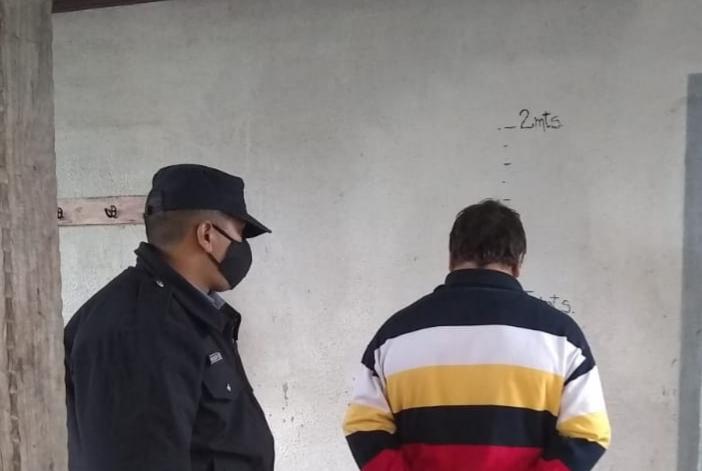 Dos violentos detenidos: uno por agredir a su concubina y otro a suhijastra