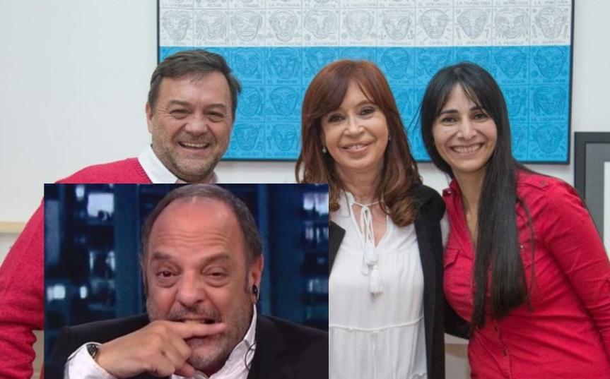 """Diputados misioneros repudiaron a """"Baby"""" Etchecopar por decir que """"Cristina es el cáncer de la Argentina"""""""
