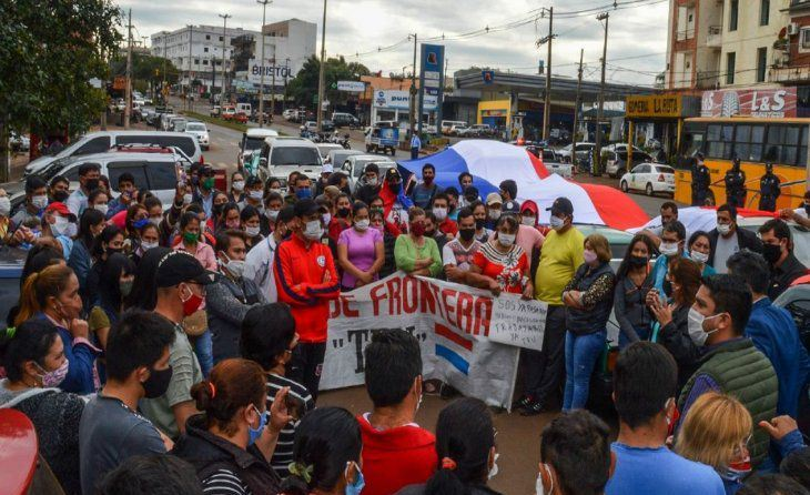 Piden abrir la frontera entre Encarnación y Misiones para reactivar elcomercio